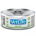 VetLife Lata Renal Felina 85g